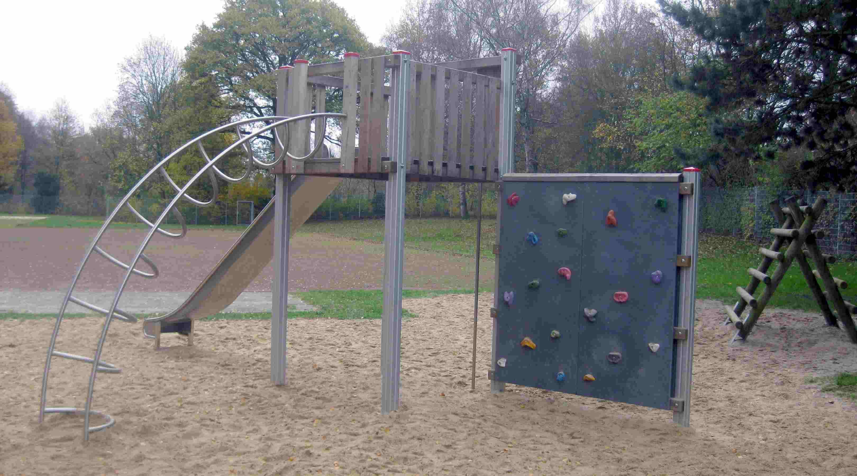 Außenbereich (Spielplatz)